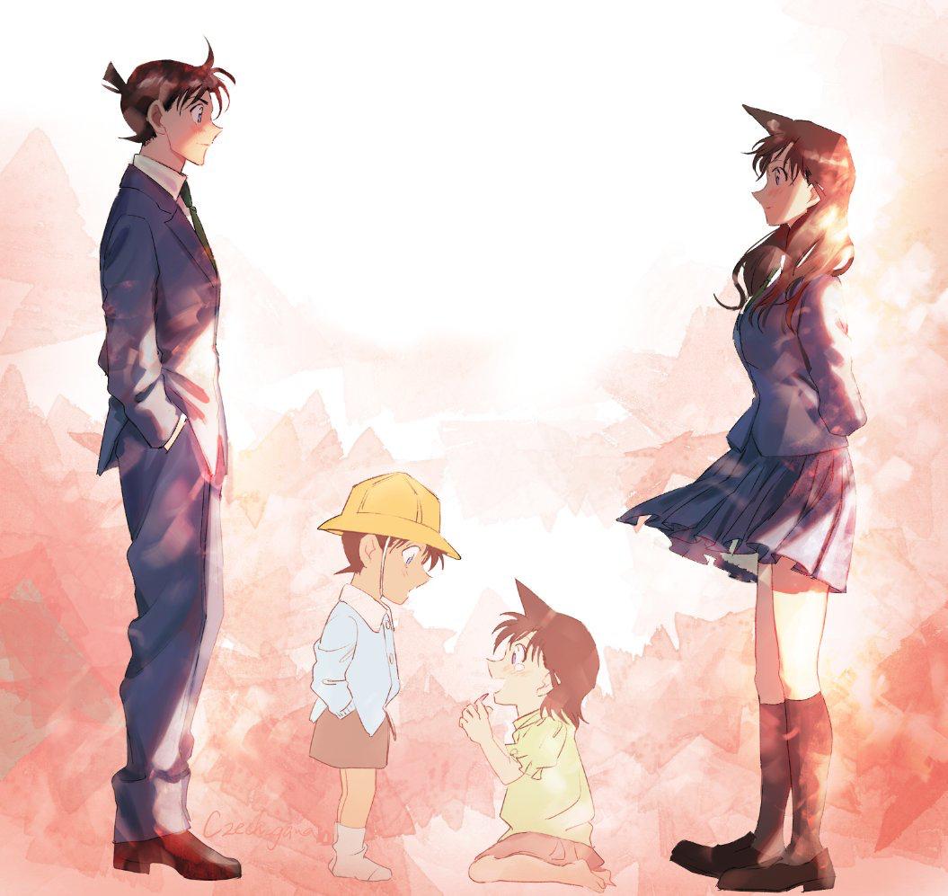 Bật mí những cặp đôi yêu quý nhất trong truyện Conan