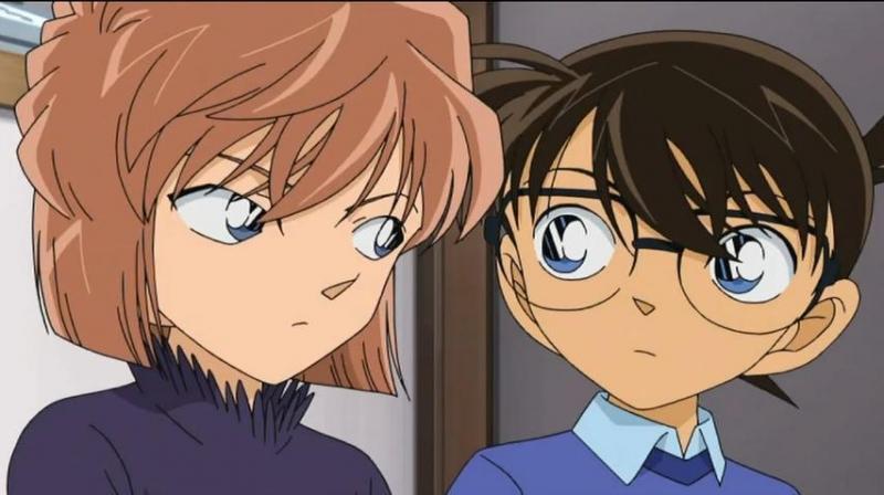 Cặp đôi Haibara và Conan