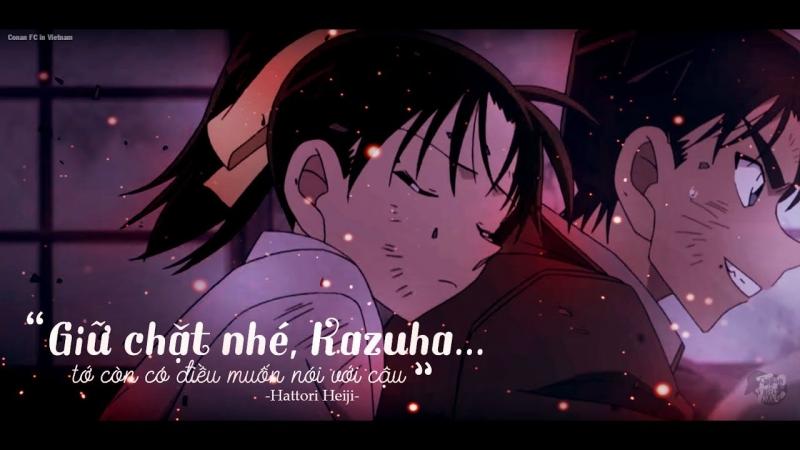 Cặp đôi Kazuha và Hattori Henji