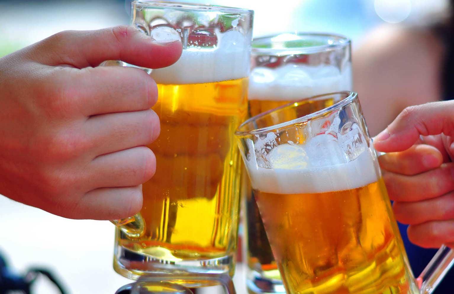 cắt giảm rượu bia