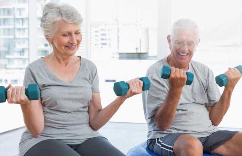 Sức đề kháng của người cao tuổi