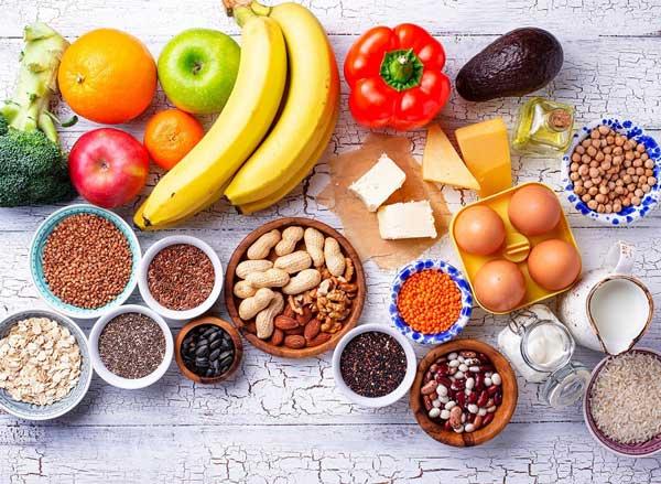 SỬ dụng thực phẩm theo chế độ dinh dưỡng