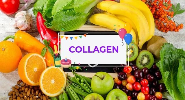Những thực phẩm có chứa collagen