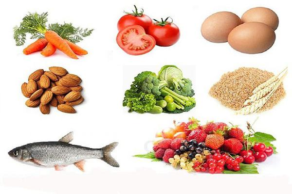 Bổ sung đầy đủ protein