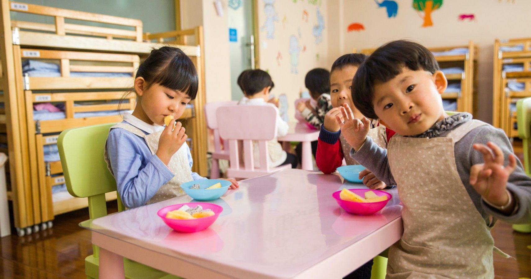 Dinh dưỡng cần thiết cho các bé học tiểu học mà phụ huynh nên biết
