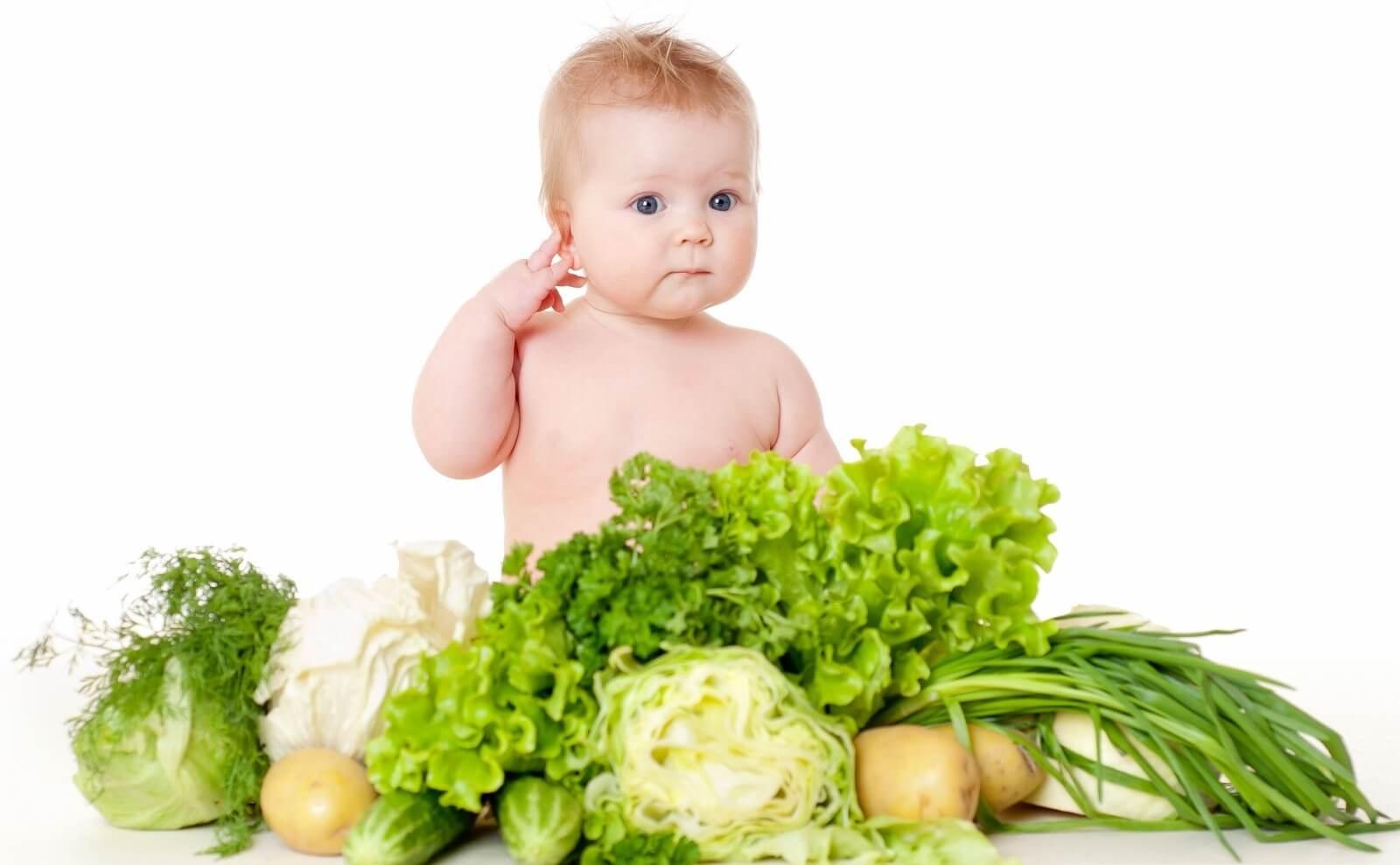 Dinh dưỡng hợp lý cho bé dưới 1 tuổi