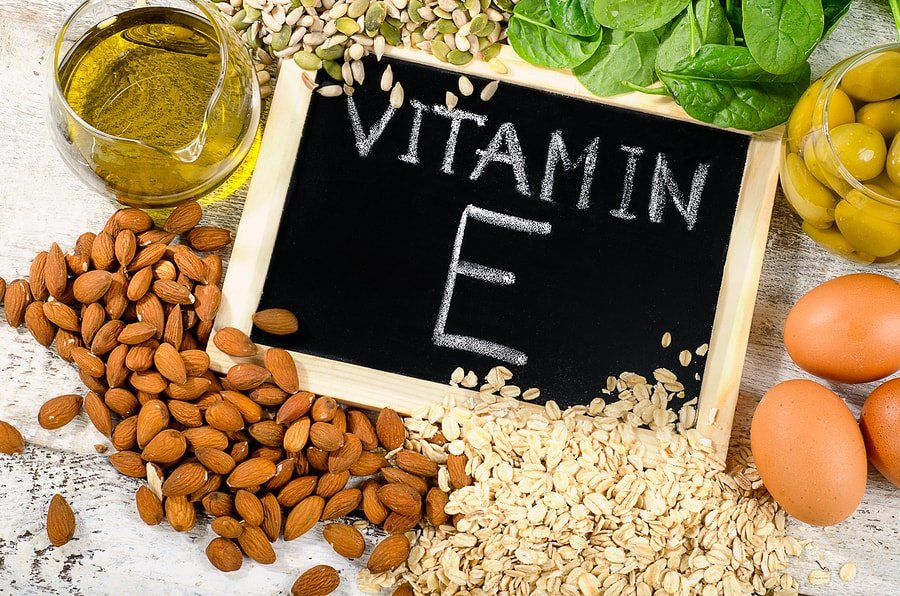vitamin E tăng khả năng sinh sản