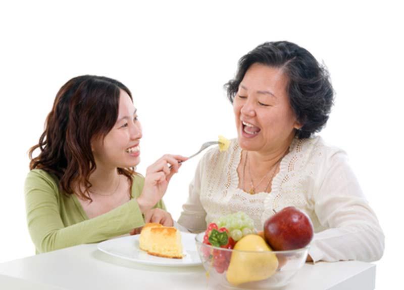 Thức ăn dành cho người lớn