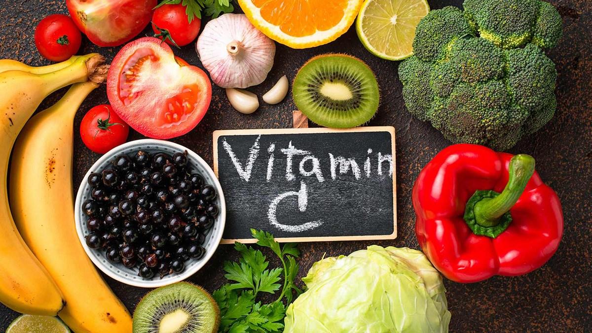 tác dụng của vitaminc trong cảm cúm