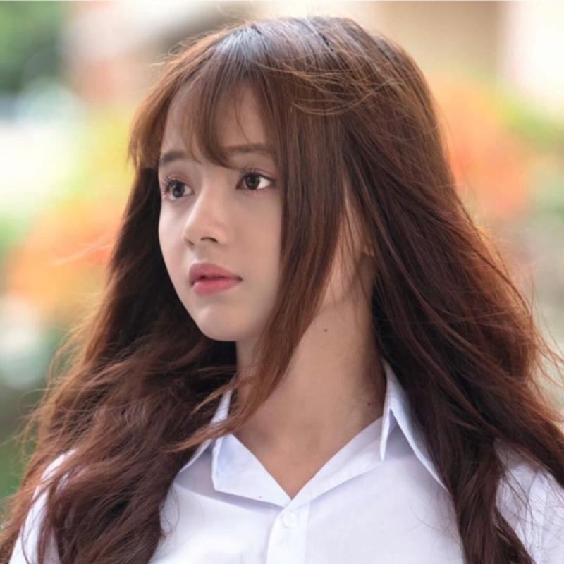 Lan Hương - Hot girl ảnh thẻ
