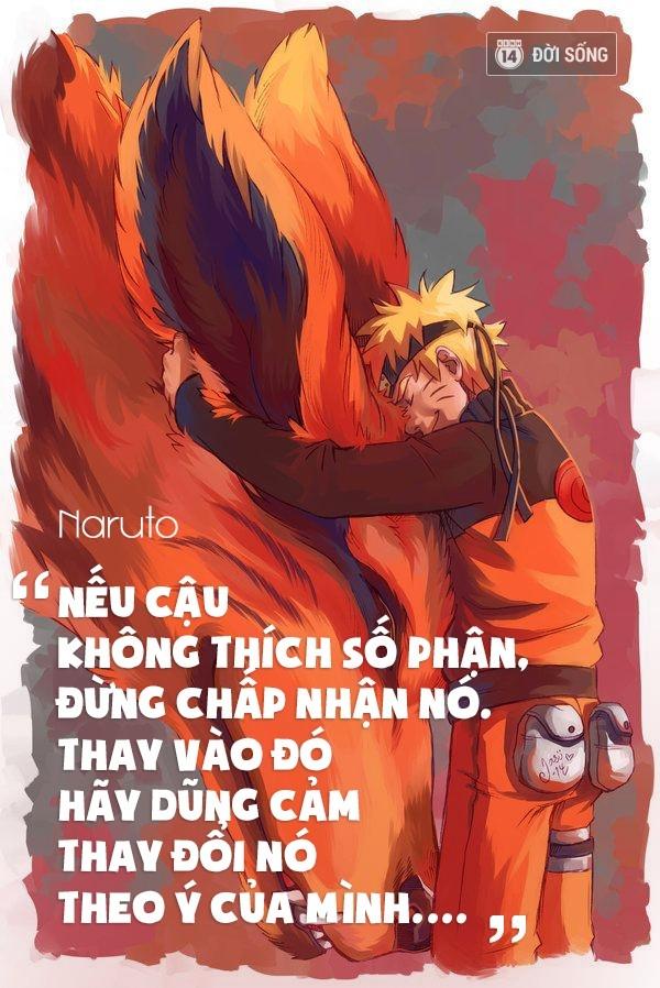 Uzumaki Naruto - Soái ca Cửu vĩ