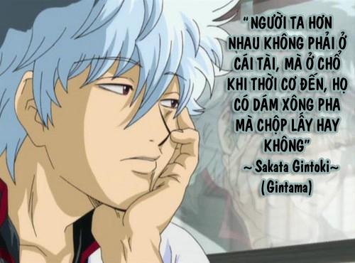 Gintoki - Thánh troll Gin