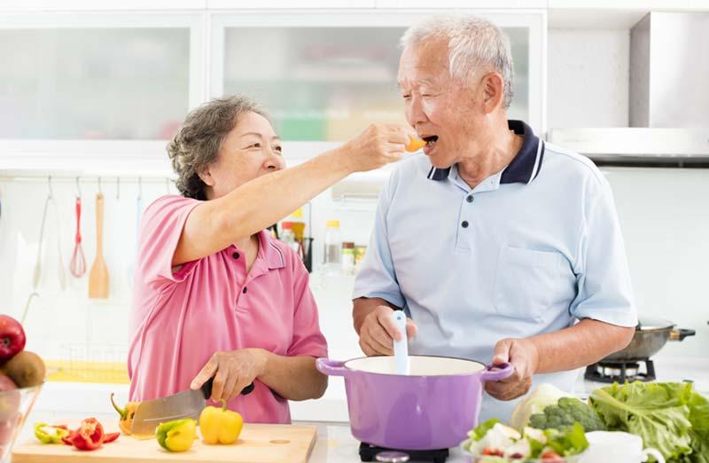 Top 5 loại thực phẩm dinh dưỡng tốt nhất cho người cao tuổi